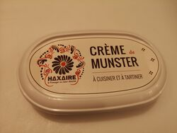 CREME DE MUNSTER 150G