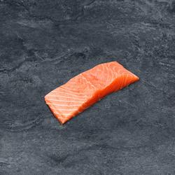 Pavé saumon fjords, trim C, U, cal.160/200g, a/peau & arêtes, élevé enNorvège