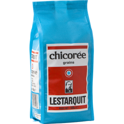 Chicorée en grains, LESTARQUIT, paquet de 500g