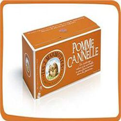 Infusion pomme cannelle