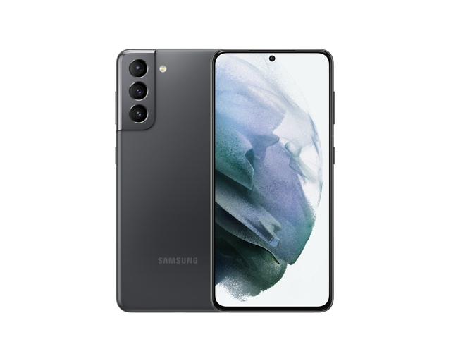 Samsung Gsm Samsung Galaxy S21 5g 128go Gris