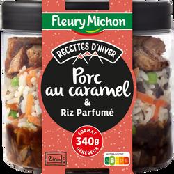 Cook'in jar saison viande riz et porc FELURY MICHON 340g