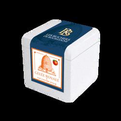Gelée royale à l'orange LES RUCHERS DE BOURGOGNE, étui carton 25g