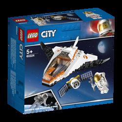 LEGO® City - La mission d'entretien du satellite - 60224 - Dès 5 ans