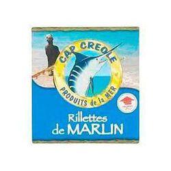 Rillet de marlin, CAP.CREOLE 100g