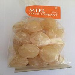 BILLES FOURREES MIEL 170G