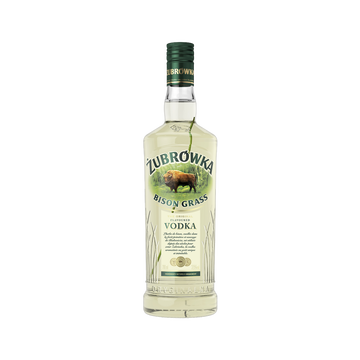 Zubrowka Vodka Herbe De Bison Zubrowka, 37,5°, 70cl