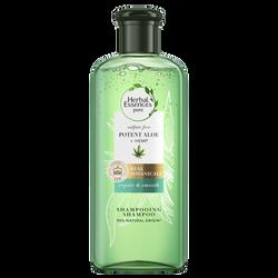 Shampooing aloe et chanvre HERBAL ESSENCES, 225ml