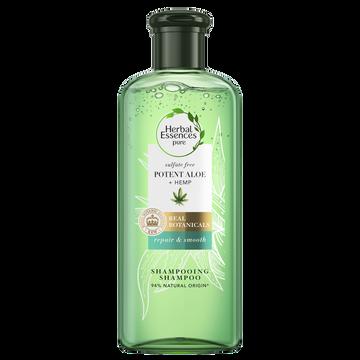 Herbal Essences Shampooing Aloe Et Chanvre Herbal Essences, 225ml