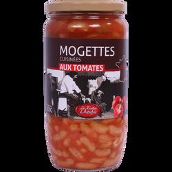 Mogettes de Vendée cuisinées aux tomates fraiche GASTROMER, bocal de 830g