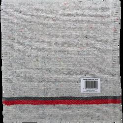 Serpillière gaufrée écrue, 55x100cm