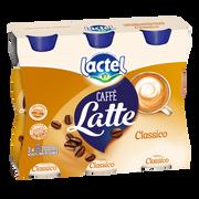 Lactel Boisson Lactée Uht Sucré Au Café Lactel 3x200ml
