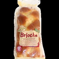 Brioche tressé pur beurre MALINE THOMAS, 600g