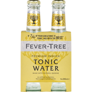 Fever Tree Tonic Water Fever Tree, 4x20cl