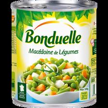 Macédoine de légumes BONDUELLE, 530g
