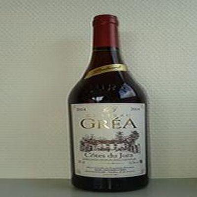 Vin rouge Côtes du Jura AOC Poulsard Château Gréa 75 cl