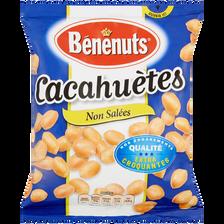 Cacahuètes non salées BENENUTS, 200g