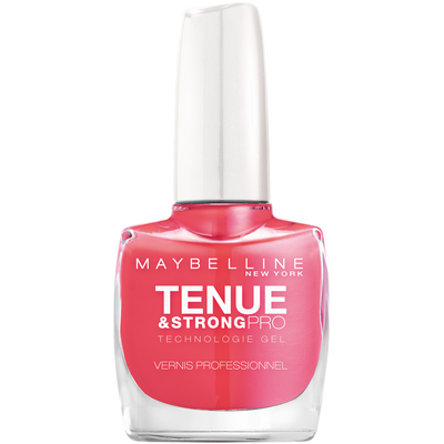 Vernis ongles tenue & strong flamand rose pro 170 MAYBELLINE, nu