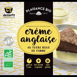 Préparation pour crème anglaise gourmande PLAISANCE BIO, 40g