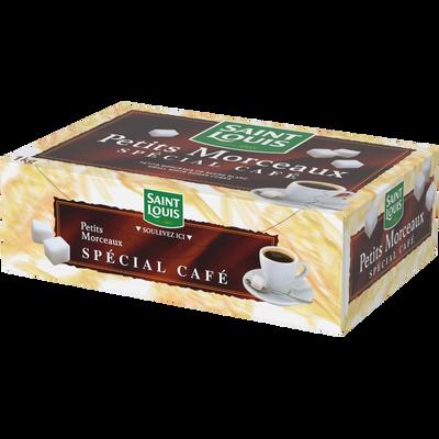 Sucre petits morceaux spécial café SAINT LOUIS, paquet de 1kg