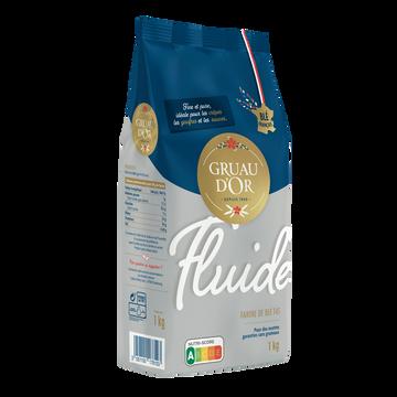 Gruau d'Or Farine Fluide Multi Usages T45 Gruau D'or, 1kg