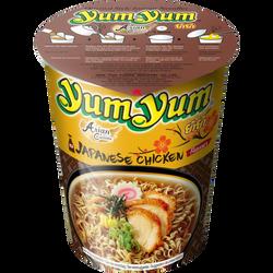 Soupe de nouilles arôme poulet shoyu YUM YUM, 70g
