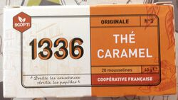 THE CARAMEL 1336