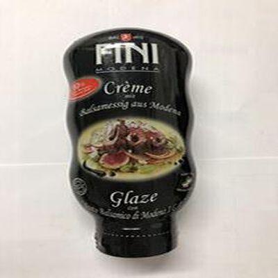 Crème mit Balsamessig aus modena 250 ml