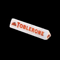 TOBLERONE blanc, 100g