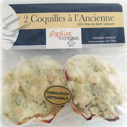 COQUILLES A L'ANCIENNE 2X 110G