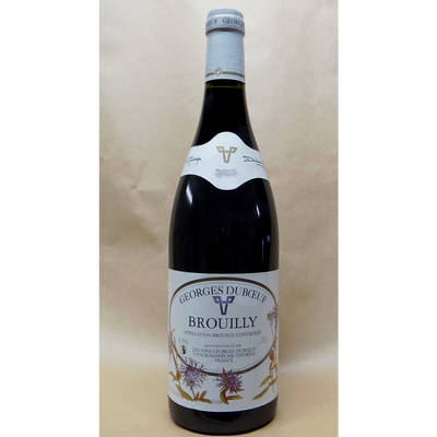 Brouilly Georges Duboeuf AOP, bouteille de 75cl