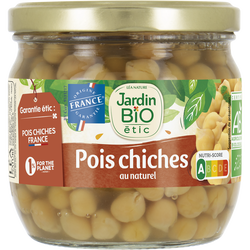 JB POIS CHICHES SS SEL 330 G