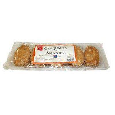 croquants eclats amandes 230 gr