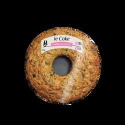 Cake rond jambon olive PASO, PE