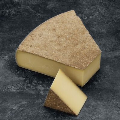 Comte AOP lait cru 32%mg extra doux affiné +6ms Saut du Doubs vert