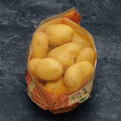 Pomme de terre Bintje, de consommation, calibre 40mm/+,catégorie 2, Hauts de France, filet 2,5kg