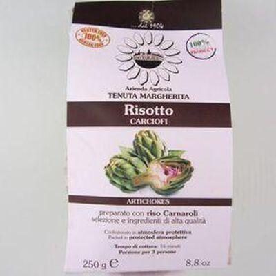 Risotto aux artichauts RISO MARGHERITA,250g