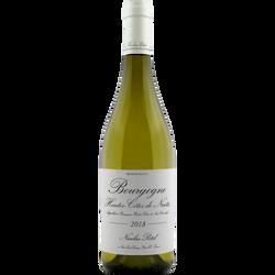 Bourgogne Hautes Côtes de Nuits AOP blanc Nicolas Potel 75cl