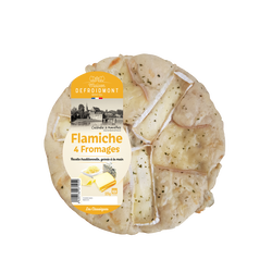 Flamiche 4 fromages, 325g