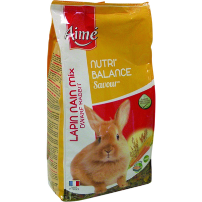 Nutri'balance savour mix lapin nain, AIME, 900g