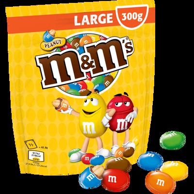 M&M'S Peanuts, sachet de 330g