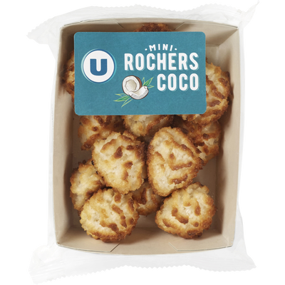 Mini rochers à la noix de coco U, 200g