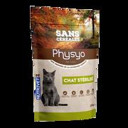 Physyo Pet Food Physyo, Croquette Chat Stérilisé, 1.5kg