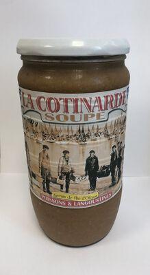 Soupe La Cotinarde 0,800 grs