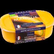 Plein Fruit Sorbet Plein Fruit À La Mangue Angelys, 500g