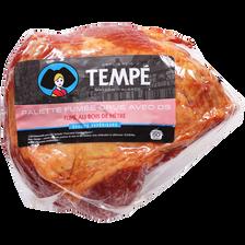 1/2 Palette fumée avec os sous vide TEMPE 1kg 1 kg