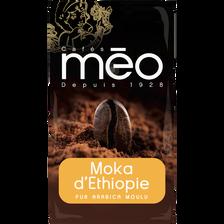 Café moka moulu MEO, paquet de 250g