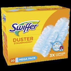 Recharges pour kit de nettoyage SWIFFER Duster, 20 unités