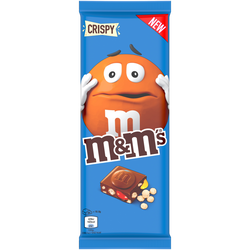 M&M'S crispy, 150g