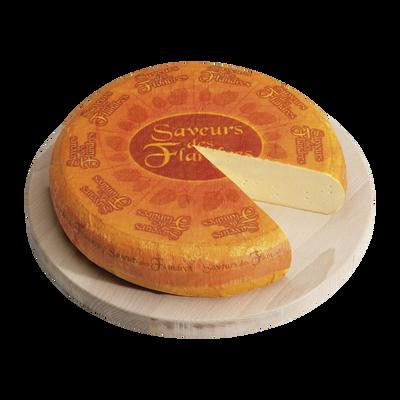 Fromage au lait pasteurisé SAVEURS DES FLANDRES, 27,8% de MG